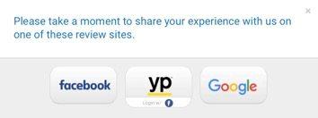 on-core ventures social media online reviews