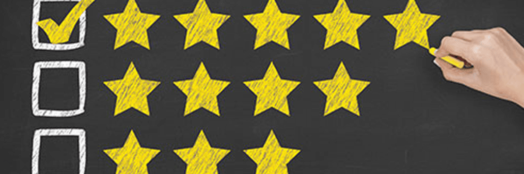 Star rating selection - As Google algorithms continue to change, what is the implication and relationship between Google reviews and small local businesses?